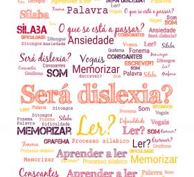 Será dislexia?