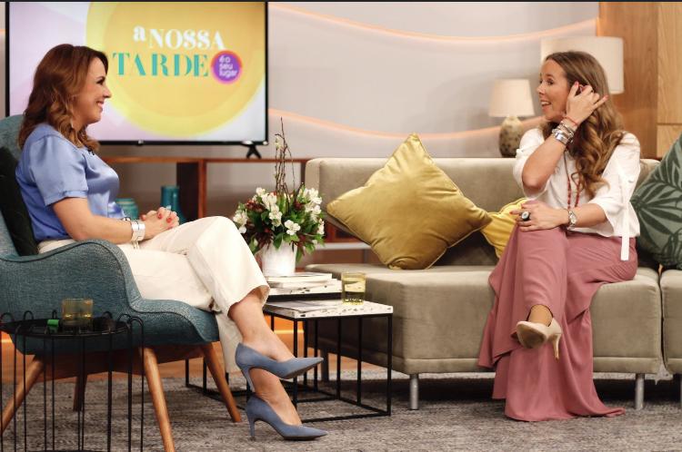 """Entrevista RTP """"A Nossa Tarde"""" – Dislexia"""