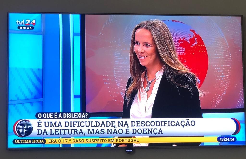 Entrevista TVI – Diário da Manhã 26/02/2020