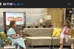 """Entrevista no programa """"A Nossa tarde"""" – 07/ 05/2021"""