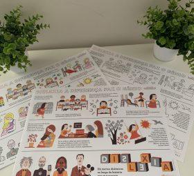 As Bandas Desenhadas das escolas!