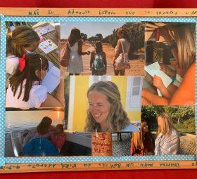 As mensagens da Francisca numa semana especial!